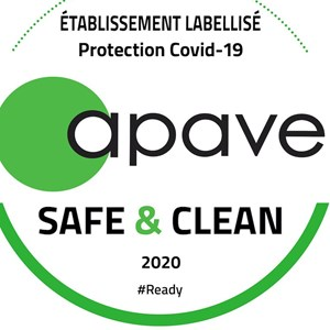 COVID-19, la commune labellisée Safe&Clean